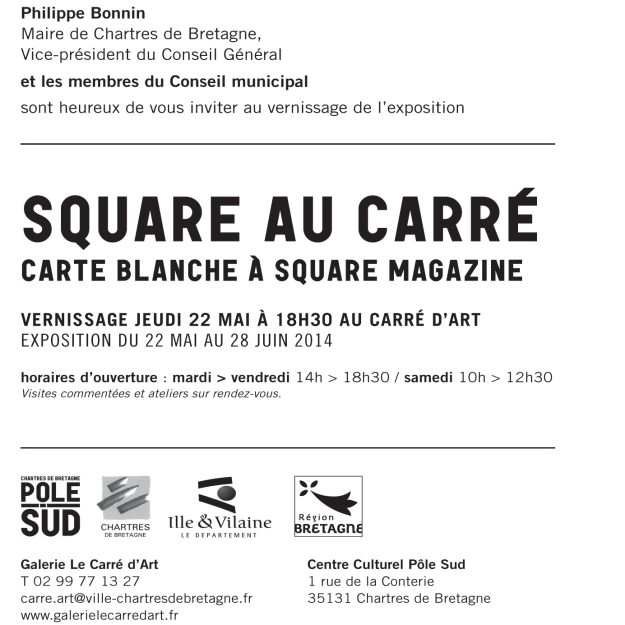 SQUARE AU CARRÉ 3
