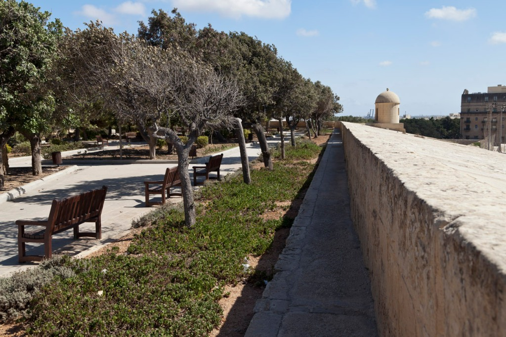 © Tony Blood - Hastings Graden. Valletta Malta, 1 August 2014
